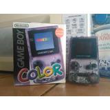 Gameboy Color Como Nuevo En Su Caja.