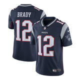 Camisa New England Patriots Tom Brady Pronta Entrega