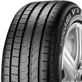 Pneu Pirelli 195/55 R15 85h Cint P7 É Na Belcar 4 Unidades