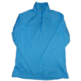 Patagonia Pullover Polartec De Dama Talla L Azul Nuevo!!!