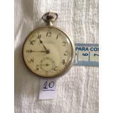 199f6c51246 Relógio De Bolso 10   Doxa Anti Magnetique Medalhas Prêmio