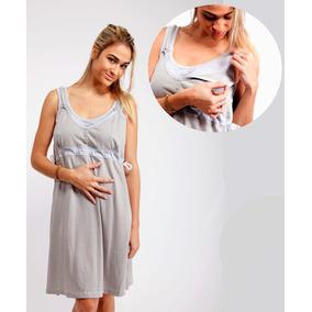 f10160596 Camison Maternal - Camisones Gris oscuro en Mercado Libre Argentina