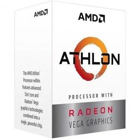 Processadores Amd Athlon 200ge 3.2ghz Am4 Radeon Vega 3