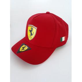 Bone Ferrari Original Italia - Bonés para Masculino no Mercado Livre ... ffe9818d06d