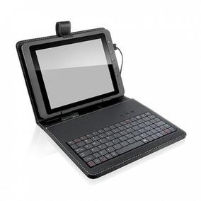 Teclado Mini Slim Usb Capa Tablet 8