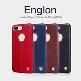 Capa Original Nillkin Englon Para iPhone [6/7/8] Plus Com Nf