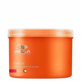 Wella Enrich - Máscara Cabelos Grossos 500ml