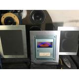 Mini Componente Nakamichi Soundspace 5 Vintage