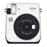 Câmera Instantânea Fujifilm Branca Instax Mini-70