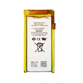 Bateria Apple Ipod Nano 4 4th Geração - Modelo A1285 Mb598ll