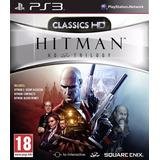 Hitman Trilogy Hd ~ Ps3 Digital Español