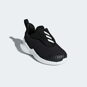Tenis adidas Bebe Fortarun Ac I 2651644 Negro