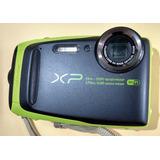 Cámara Fujifilm Finepix X90 Wifi (verde) - Muy Poco Uso