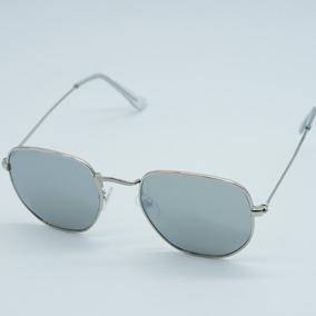 2063136ec8451 Oculos Hexagonal Dourado Preto - Óculos no Mercado Livre Brasil
