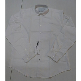 Camisa Ml Masculino Calvin Klein Jeans Original