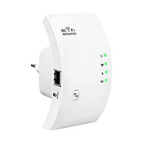 Repetidor De Sinal Wifi Expansor Wireles 300m Internet Nf