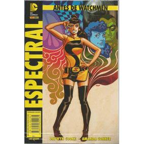 Antes De Watchmen 02 Espectral - Bonellihq Cx93 K17