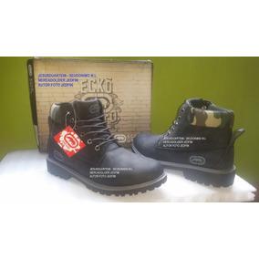 bb80eabf2546f Botas Ecko Timberland Nike Acg Caterpillar H.h Merrell Tnf