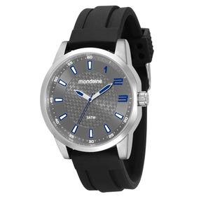 1e708cb4e3c Relogio Mondaine Pulseira De Borracha - Relógios no Mercado Livre Brasil