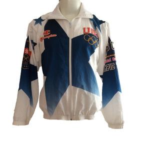 Chamarra Juegos Olímpicos Atlanta 1996 Team Usa Champion