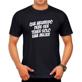 3c03fb59b260d Polo Varon Que Aburrido Debe Ser (d0158 Boleto Store)