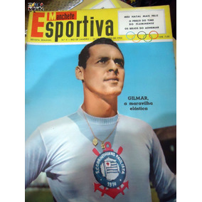 Manchete Esportiva Nº 05 Nelson Rodrigues Dez 1955 Poster F