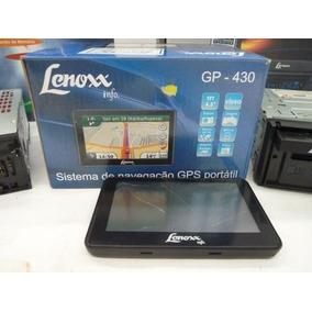 Gps Lenoxx 4 Polegada Gp-430a Desm.ap.pçs. Envio T.brasil