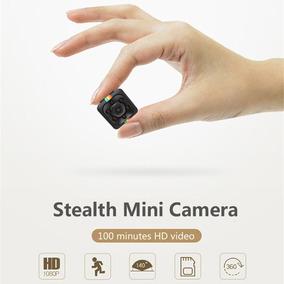 Mini Câmera Sq11 Hd Cmos Espião Visão Noturna, Grátis Envio