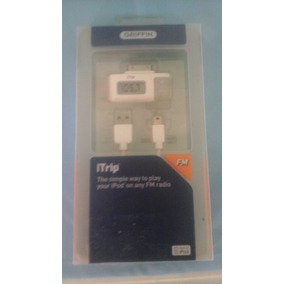 Itrip Griffin Transmisor Fm Para Ipod Y Iphone
