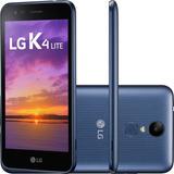 Celular Lg K4 Lite Dual Dual Novo Tela 5 4g Quadcore +brinde