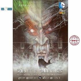 Hq Batman Asilo Arkham - Uma Séria Casa Em Um Sério Mundo