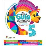 La Guía Santillana, Quinto Grado, Primaria Digital