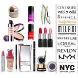 Lote 100 Maquillaje Marcas Premium Americanas