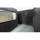 Panel Foam Acustico Piramidal Esponja Acústica 10 Unidades