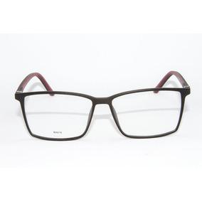 Armação Óculos Grau Masculino Benedetto Ba016-felipe+brinde! 1e10922d34
