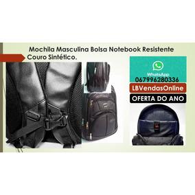 Mochila Masculina Bolsa Notebook