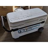Cooler Igloo Com Rodas - 104l