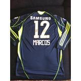 a04bf39647 Camisa Sao Marcos - Futebol no Mercado Livre Brasil