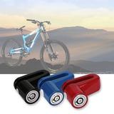 Trava Disco Freio Moto Bike Bicicleta Universal Preto