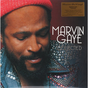 Marvin Gaye Lp Duplo 180g Collected Selado