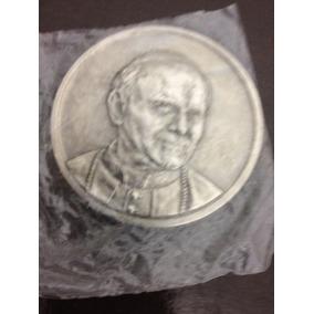 Medalha Papa João Paulo Ii Brasil 1997 Rio De Janeiro