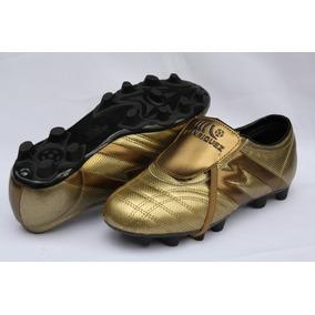 2267-zapato Fútbol Manriquez Profesional Mid Sx Oro ngo d106fdced7599