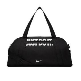 Bolsa Nike Gym Club Alça Dupla Zíper Treino Academia 30l