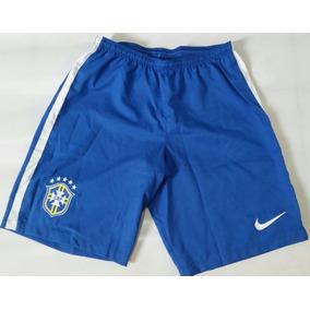 2d0f8151b3 Calção Short Cbf Seleção Brasileira - Roupas de Futebol no Mercado ...