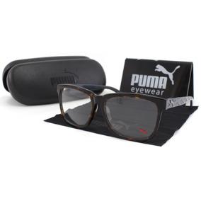 40acc4747b Lentes Puma Pu00510a 002 Tortoise Gray Oftalmico Original
