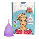 Copa Menstrual Sonolife Tallas S Y L