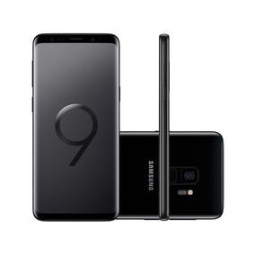 Celular Smartphone Samsung Galaxy S9 128gb Tela 5.8 Preto