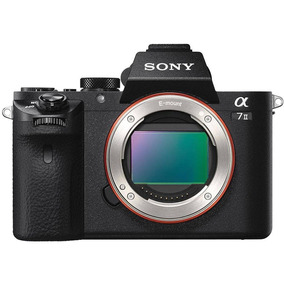 Corpo Câmera Sony Alpha A7ii (a7m2)