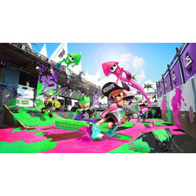 ¡¡¡ Splatoon 2 Para Nintendo Switch En Tico Electrox !!!