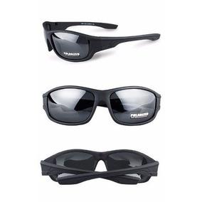 Óculos De Sol Esportivo Uv400 Lentes Polarizadas Com Estojo 8210ffd0fa